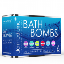 6-Piece Bath Bombs
