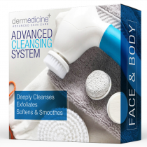 Advanced Cleansing System with Waterproof Spin Brush (5 piece)