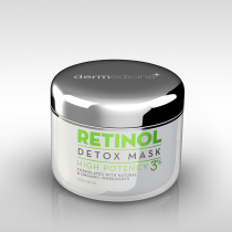 Retinol Detox Mask High Potency