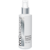 NYCskincare Exfoliating Foaming Cleanser