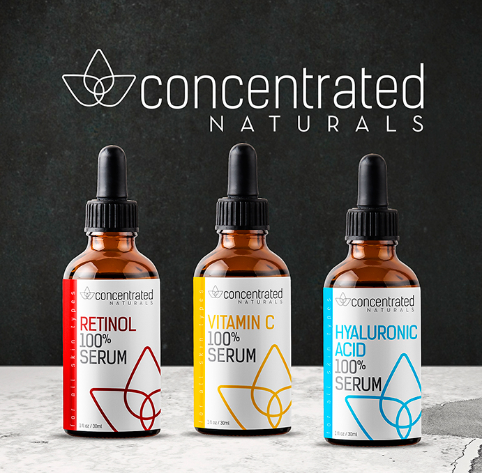 Concentrated Naturals Brand Image